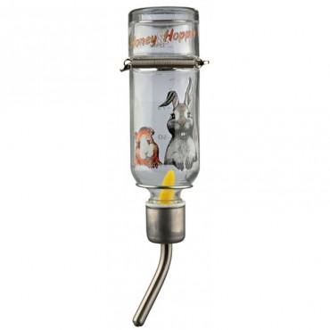 Поилка автоматическая для грызунов Trixie Honey Hopper стекло