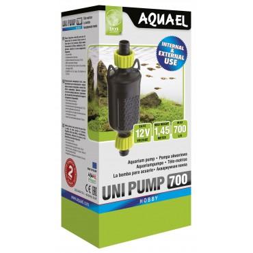 Помпа для перекачивания воды в аквариуме Aquael UNIPUMP 700 (114175)