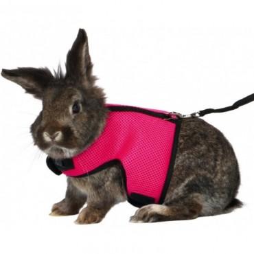 Поводок шлейка для большого кролика Trixie (61514)
