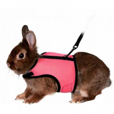 Поводок шлейка для кролика Trixie (61513)