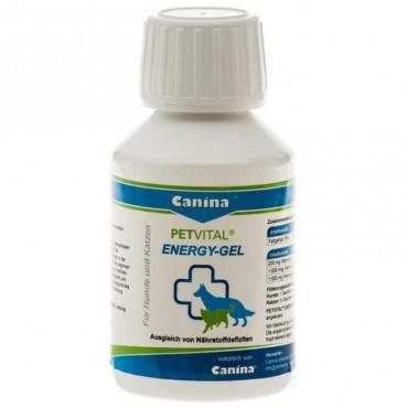 Препарат для восстановления кошек и собак Canina Petvital Energy Gel, 100 мл (712106 AD)