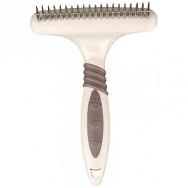 Расческа-грабли для длинношерстных собак Flamingo GrooMe Rake 20 Teeth (1030284)