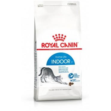 Корм для кошек Royal Canin Indoor 27