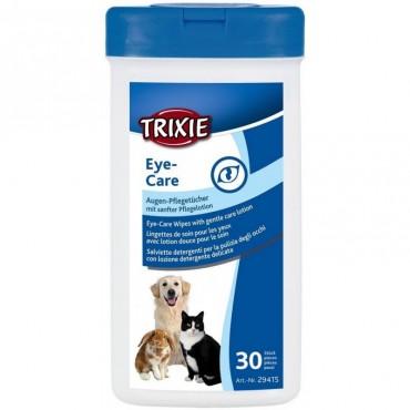 Салфетки Trixie для глаз кошек и собак, 30 шт (29415)
