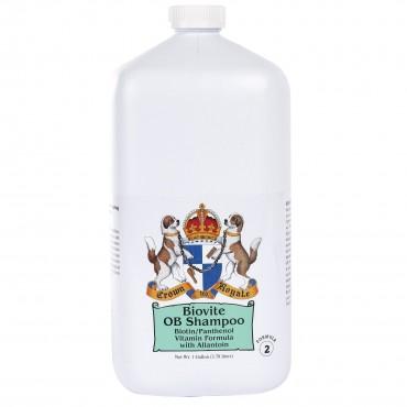 Шампунь для собак Crown Royale Biovite №2 3,8 л концентрат (для остевой шерсти) (1013)
