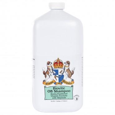 Шампунь для собак Crown Royale Biovite №3 3,8 л концентрат (для густой и жесткой шерсти) (1015)