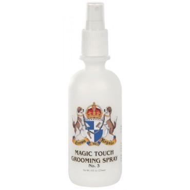 Спрей для расчесывания густой и жесткой шерсти собак Crown Royale Magic Touch №3 237 мл (R1700)