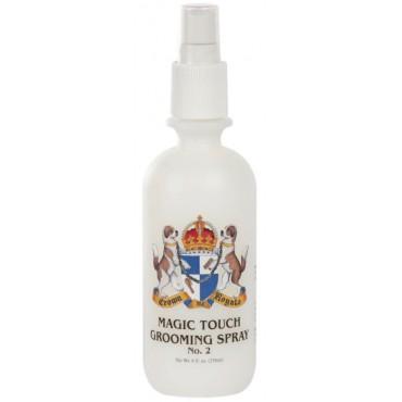 Спрей для расчесывания остевой шерсти собак Crown Royale Magic Touch №2, 237 мл