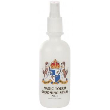 Спрей для расчесывания тонкой шерсти собак Crown Royale Magic Touch №1