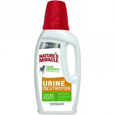 Средство для устранения запаха собачьей мочи 8in1 Urine Destroyer, 946 мл (680074)