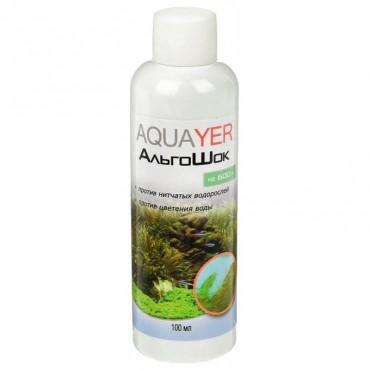 Средство против водорослей в аквариуме Aquayer АльгоШок