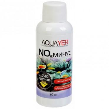 Средство против водорослей в аквариуме Aquayer NO3 минус