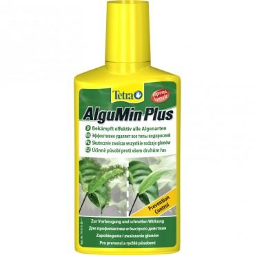 Средство против водорослей в аквариуме Tetra AlguMin