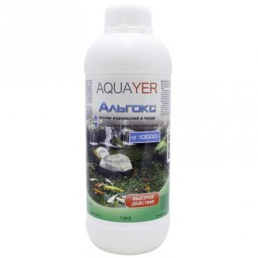 Средство против водорослей в прудах Aquayer Альгокс
