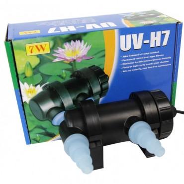 Стерилизатор для аквариума Jebo UV-H 7 Вт