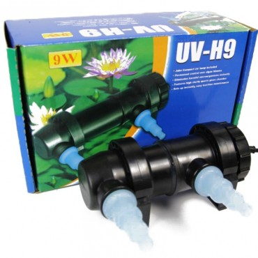 Стерилизатор для аквариума Jebo UV-H 9 Вт
