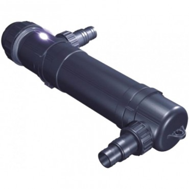 Стерилизатор для пруда и аквариума Resun UV08-18W (38290)
