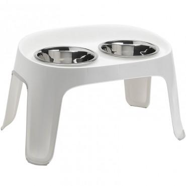 Столик с мисками для собак Moderna Skybar, 2x2500 мл (AK52)
