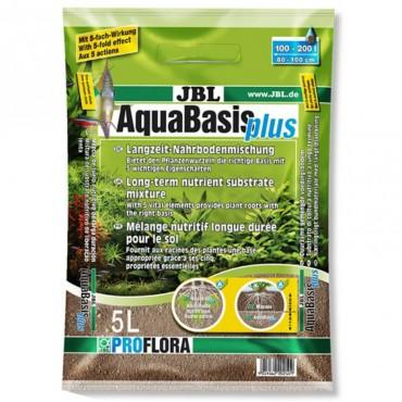 Субстрат для аквариума JBL AquaBasis plus, 5 л (2021000)