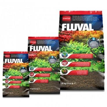 Субстрат для аквариумных растений и креветок Fluval PLANT and SHRIMP