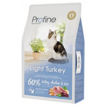 Сухой корм для кошек Profine Cat Light
