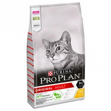 Сухой корм для кошек Purina Pro Plan Original с курицей