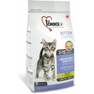 Сухой корм для котят 1st Choice Kitten Healthy Start