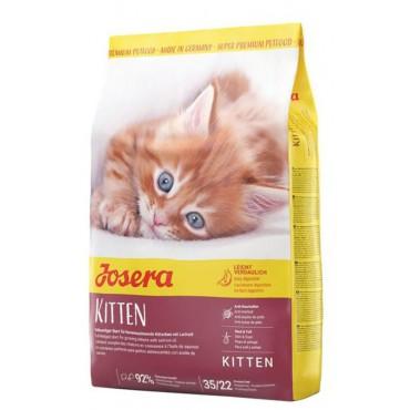 Сухой корм для котят Josera Minette (Kitten)
