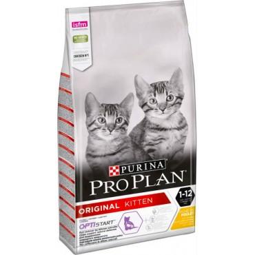 Сухой корм для котят Purina Pro Plan Original Kitten