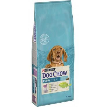 Сухой корм для щенков Purina Dog Chow Puppy Lamb