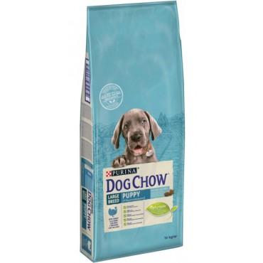 Сухой корм для щенков Purina Dog Chow Puppy Large Breed 14 кг