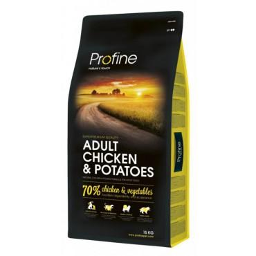 Сухой корм для собак Profine Adult Chicken
