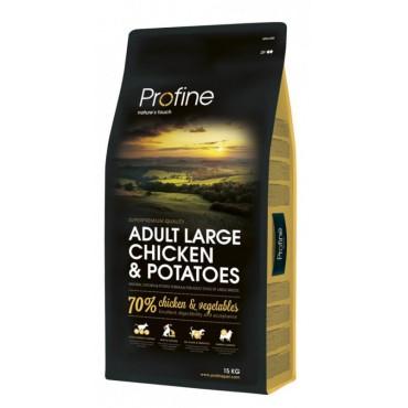 Сухой корм для собак Profine Adult Large Breed Chicken