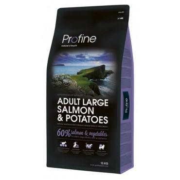 Сухой корм для собак Profine Adult Large Breed Salmon 15 кг