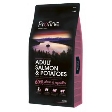 Сухой корм для собак Profine Adult Salmon