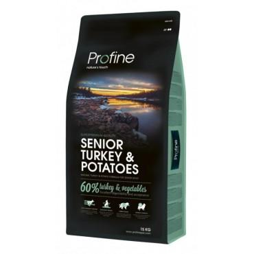 Сухой корм для собак Profine Senior Turkey
