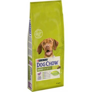 Сухой корм для собак Purina Dog Chow Adult Lamb