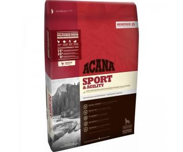 Сухой корм для собак с высокой активностью Acana Sport and Agility