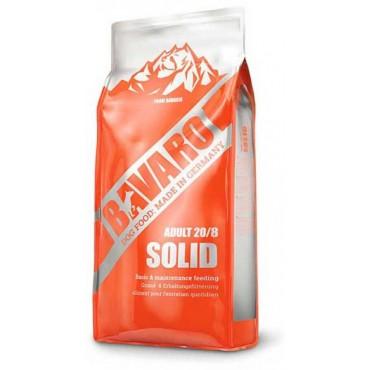 Сухой корм для собак со средним уровнем активности Bavaro Solid 18 кг