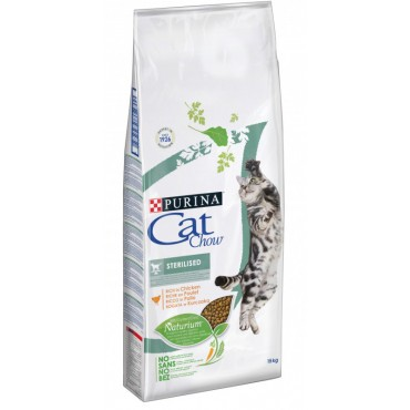 Сухой корм для стерилизованных кошек Purina Cat Chow Sterilised