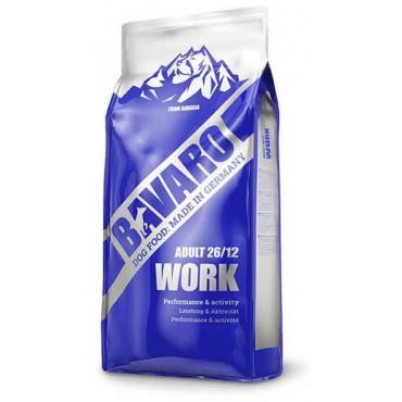 Сухой корм для взрослых рабочих собак Bavaro Adult Work 18 кг