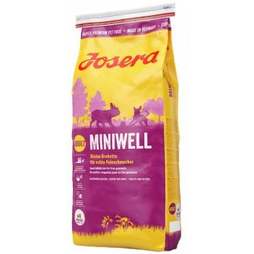 Сухой корм для взрослых собак мелких пород Josera Dog Miniwell