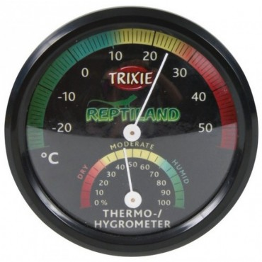 Термометр-гигрометр механический для террариума Trixie (76113)