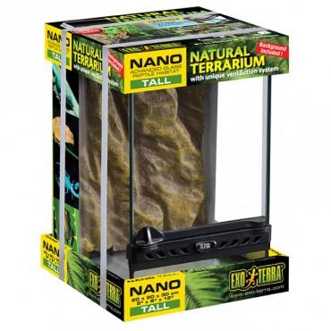 Террариум стеклянный Exo Terra 20х20х30 см Nano (PT2601)