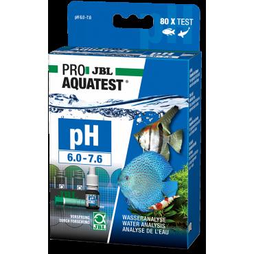 Тест для аквариума (кислотность) JBL Test PH 6.0-7.6 (2410357)