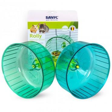 Тренажер колесо для грызунов Savic Rolly 18 х 9 см (0186)