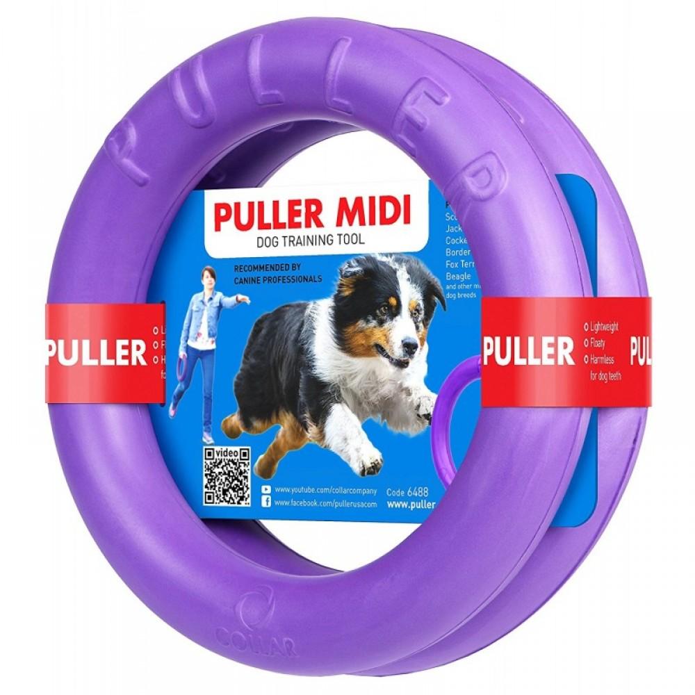 Тренировочный снаряд для собак Collar Puller Midi (Пуллер) 20 cм (6488)