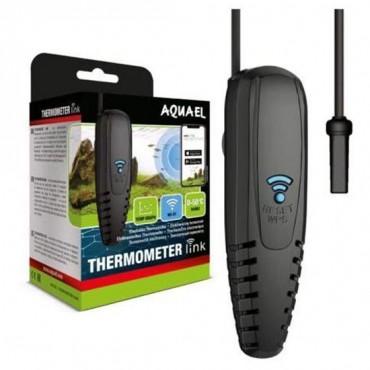 Умный электронный термометр для аквариума и террариума Aquael Thermometer Link c Wi-Fi (122583)