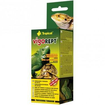 Витаминный препарат для рептилий Tropical Vigorept, 150 мл (12003)