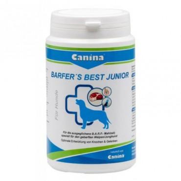 Витамины для щенков Canina Barfer Best Junior